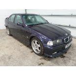 BMW E36 M3 4dr Manual