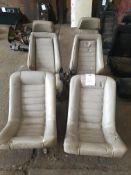 BMW 635 Seats