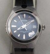 PULSAR-WIRED Herrenarmbanduhr, erworben 2002. Orig. Box & Papiere. Stahl. Ungeprüft. Optisch sehr