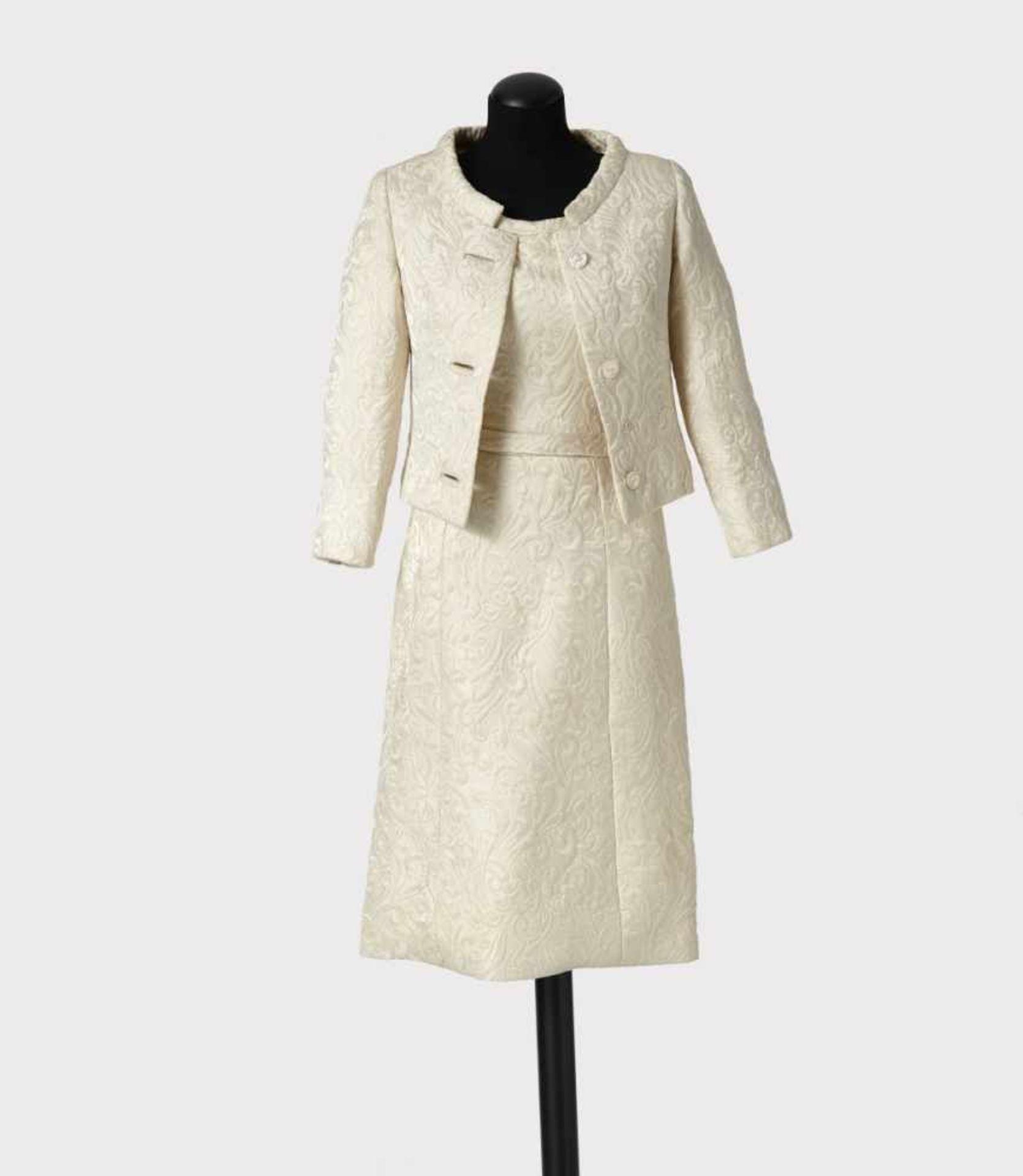 Two-piece Ensemble: Dress and JacketPierre Balmain for Pierre Balmain Haute Couture, Paris 1965