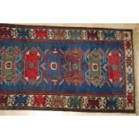 Galerie, Hamedan, Iranca. 255 x 85 cm.