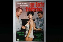 Filmplakate, 1960er/70er JahrePlakate je ca. 60 x 80 cm, überwiegend nicht ausgestellt, alle auf ca.