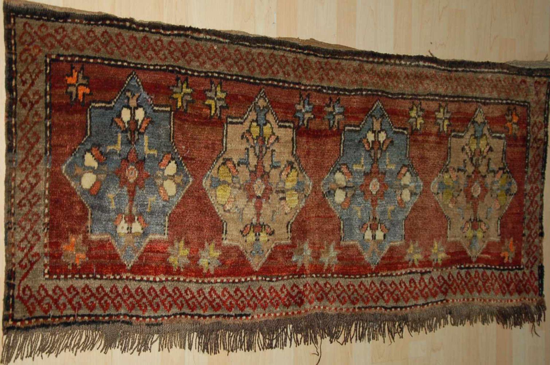 Torba, Kars, TürkeiFransenbehang, ca. 167 x 51 cm.