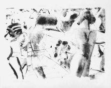 Burger, Dietrich(Geb. 1935 Bad Frankenhausen, lebt in Roda bei Leipzig)Tanzende(aus der Mappe