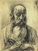 Bursche, Ernst (Carlsberg/Oberlausitz 1907 - 1989 Düsseldorf)Studium an der Kunstakademie in
