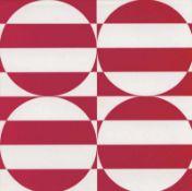 Bartnig, Horst(geb. 1936 Militsch/Schlesien, lebt in Berlin)Ohne TitelFarboffset, 1975, 140x140,