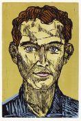 Balkenhol, Stephan(geb. 1957 Fritzlar, lebt in Karlsruhe und Berlin)Porträt eines jungen