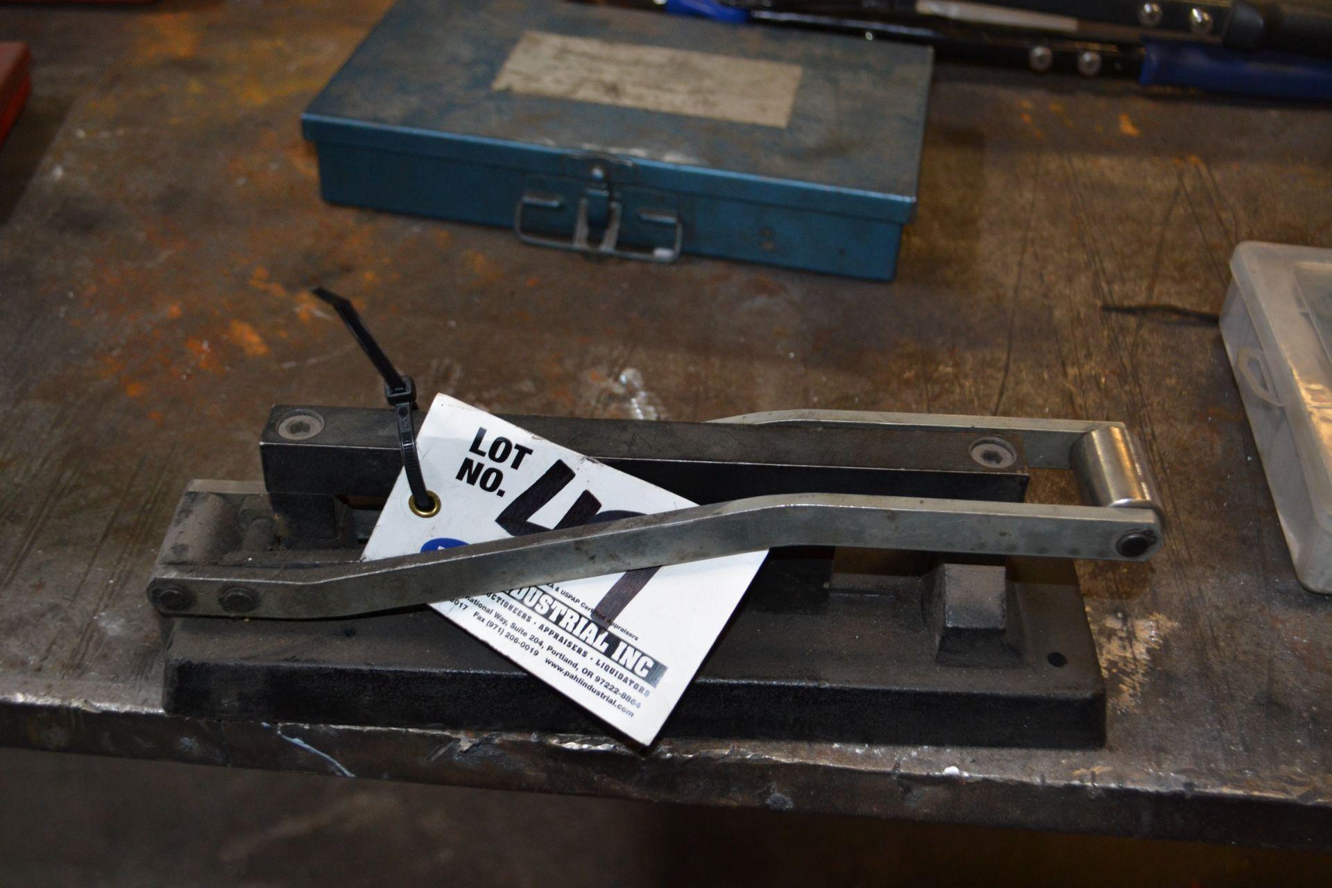 Lot 49 - Crimping Tool? No idea