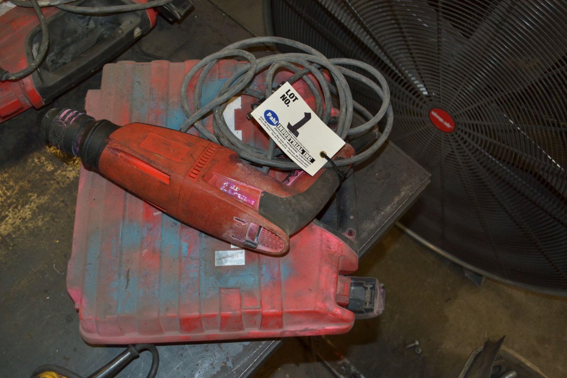 Lot 1 - Hilti TE 2 corded Rotary Hammer