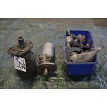 Lot 25 - Roller Stator and Parker Hydraulic Motors with parts