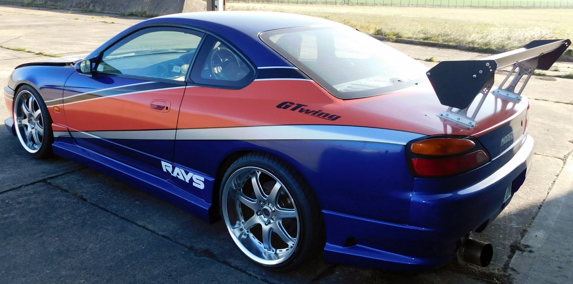 Nissan Silvia S15 2 door Coupe, LS3 V8 6.2 Litre Engine, Quaife 6 Speed Sequential Gearbox, - Image 5 of 12