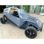 Bespoke Off-Road Buggy, Rear Wheel Drive, Chassis Number FL0003, Suzuki Hyabusa 1300cc 4 Cylinder