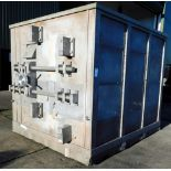 """Electric Propelled Drivable """"Safe"""" Stage Prop, Approximate Overall Size 2.2m x 2.2m x 2.2m with"""