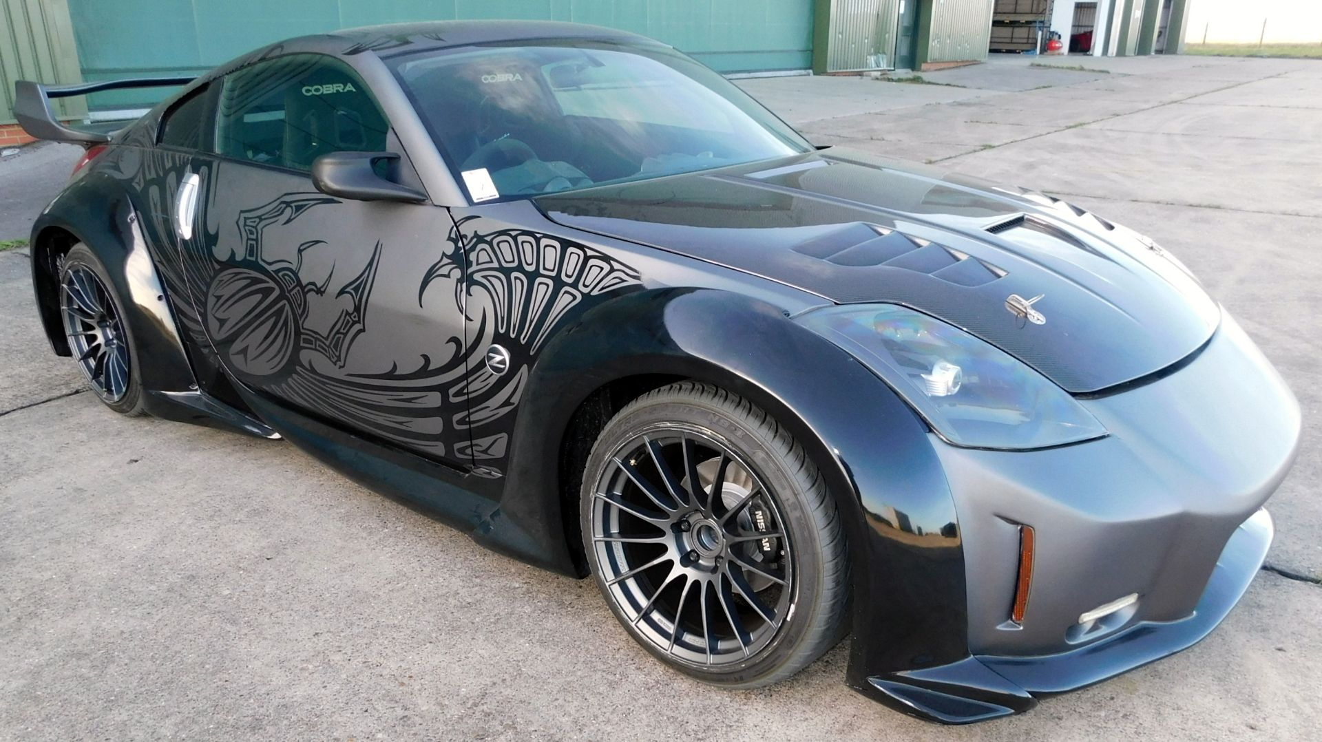 """Nissan 350z 2 door Coupe Original Picture Car From """"Fast & Furious 3""""* ,LS3 V8 6.2 Litre Engine, - Image 4 of 16"""