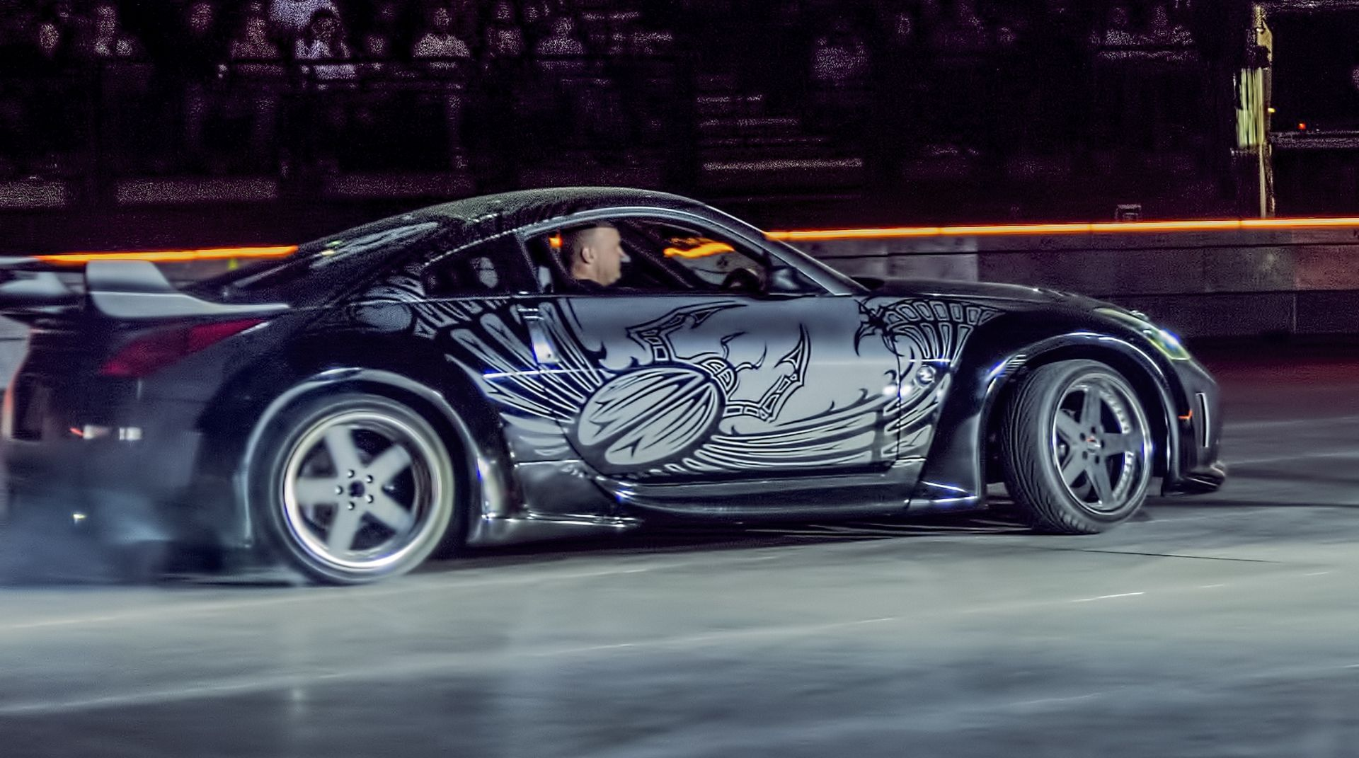 """Nissan 350z 2 door Coupe Original Picture Car From """"Fast & Furious 3""""* ,LS3 V8 6.2 Litre Engine,"""
