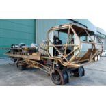 "Osh Kosh Dune Truck, Replica of Vehicle seen In ""Fast & Furious 5""*, LS3 6.2 Litre V8 engine,"