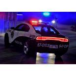 Dodge Charger 4 door saloon (Genuine Ex-Highway Patrol Car), LS3 V8 6.2 Litre Engine, Quaife