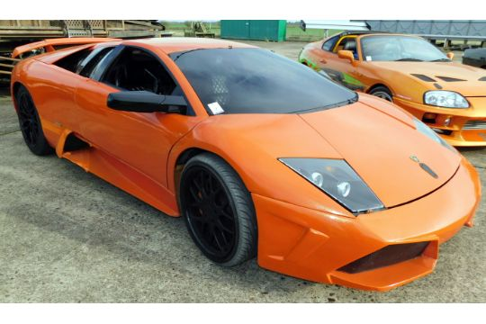 Lamborghini Murcielago Lp640 Original Picture Car From Fast 8