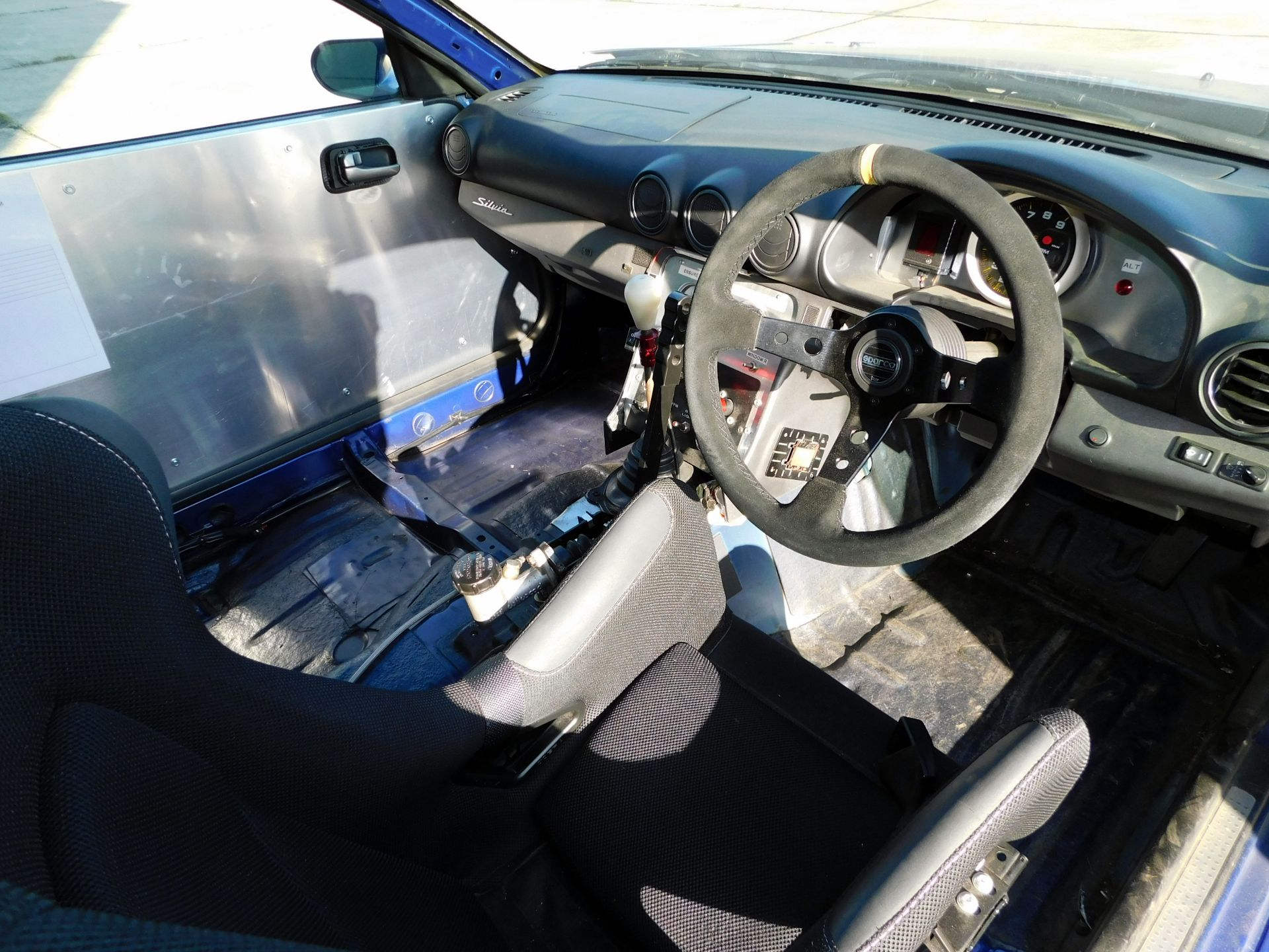 Nissan Silvia S15 2 door Coupe, LS3 V8 6.2 Litre Engine, Quaife 6 Speed Sequential Gearbox, - Image 7 of 12