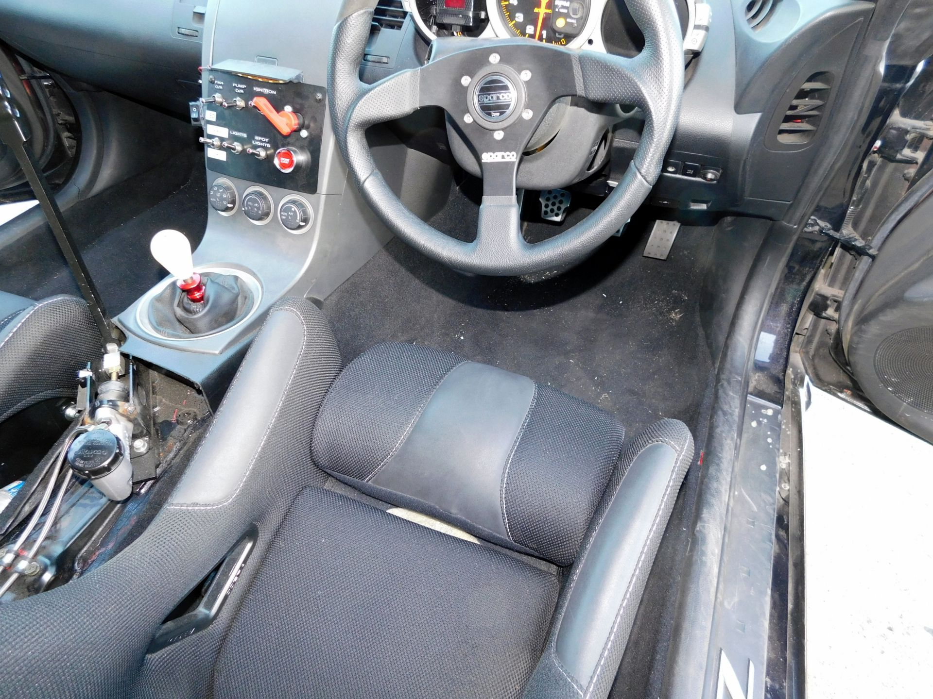 """Nissan 350z 2 door Coupe Original Picture Car From """"Fast & Furious 3""""* ,LS3 V8 6.2 Litre Engine, - Image 13 of 16"""