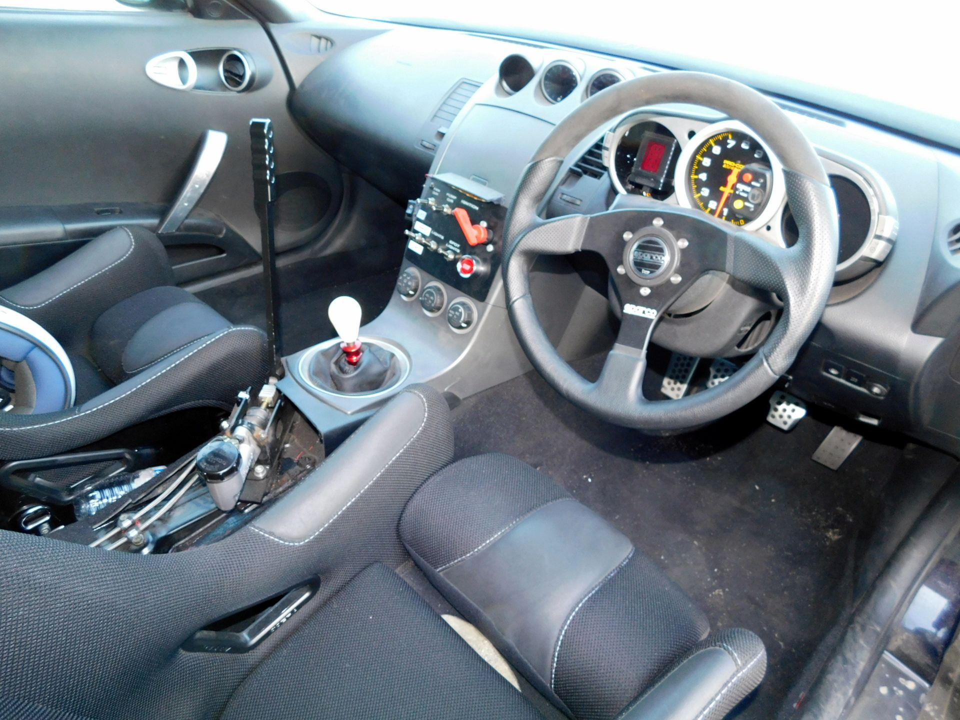 """Nissan 350z 2 door Coupe Original Picture Car From """"Fast & Furious 3""""* ,LS3 V8 6.2 Litre Engine, - Image 8 of 16"""