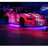 Honda S2000 RHD Convertible, LED Lighting System Body Coverage, Ford Duratec 2.5 4-Cylinder