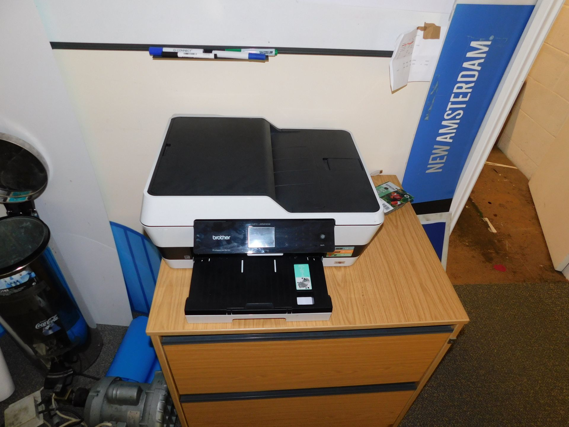 Los 77 - HP Laserjet 4345 & Brother J6520DW Multifunction Printers (Located Northampton – See General Notes