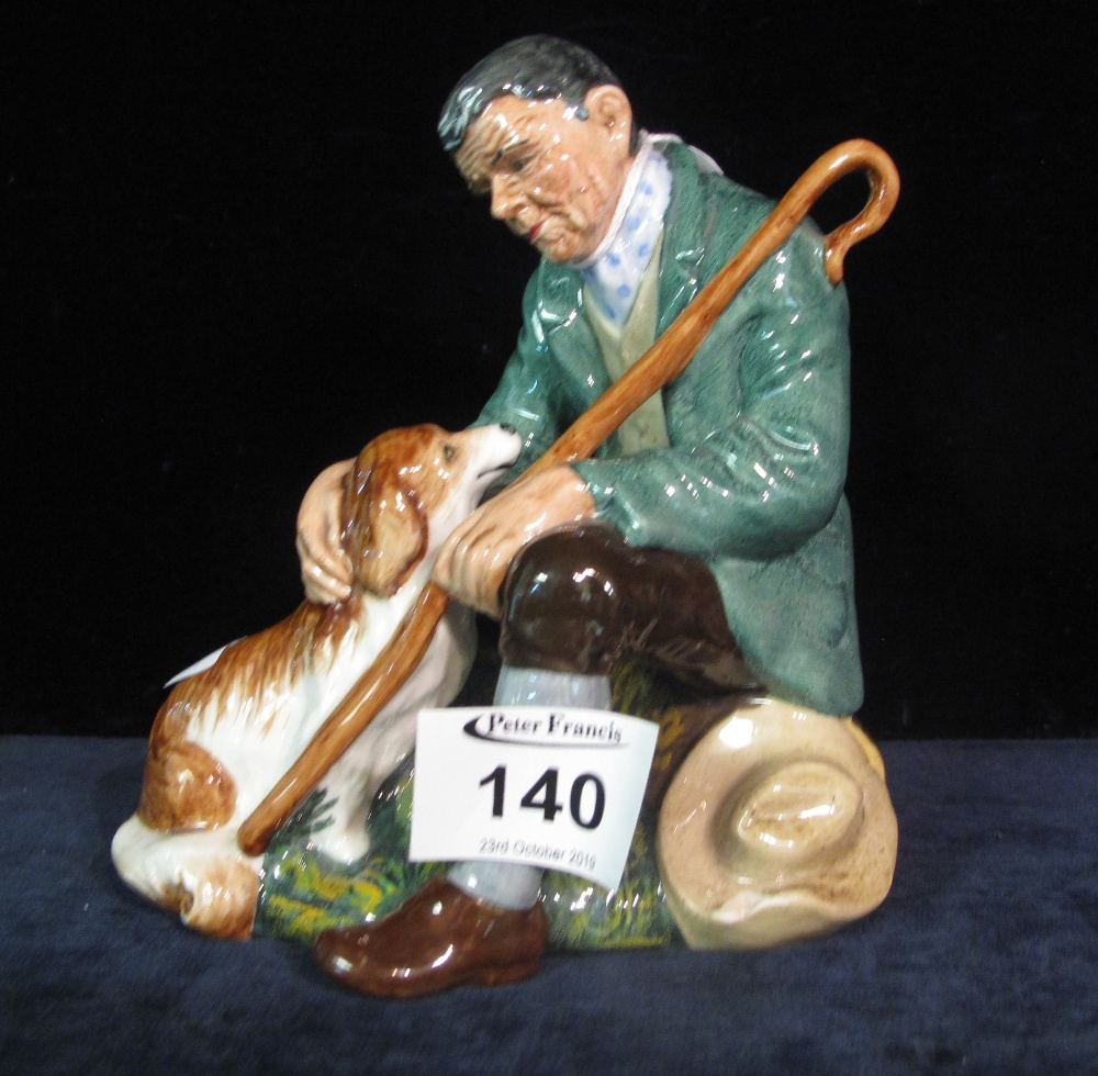 Lot 140 - Royal Doulton bone china figurine 'The Master' HN2325. (B.P. 24% incl.