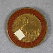 Medaille Deutsche KampfspieleHutschenreuther, Böttger-Steinzeug, Medaille Deutsche Kampfspiele, dat.