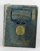 Buch Illustr. Geschichte d. Reformation1909, Illustrierte Geschichte d. Reformation in