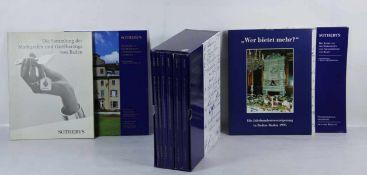 Auktionskataloge Sotheby's Sammlung v. Baden1995, Sotheby's. Die Sammlung der Markgrafen und