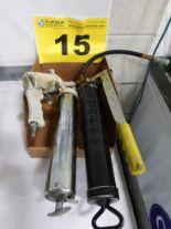 Lot 15 - LOT OF CAULKING GUNS