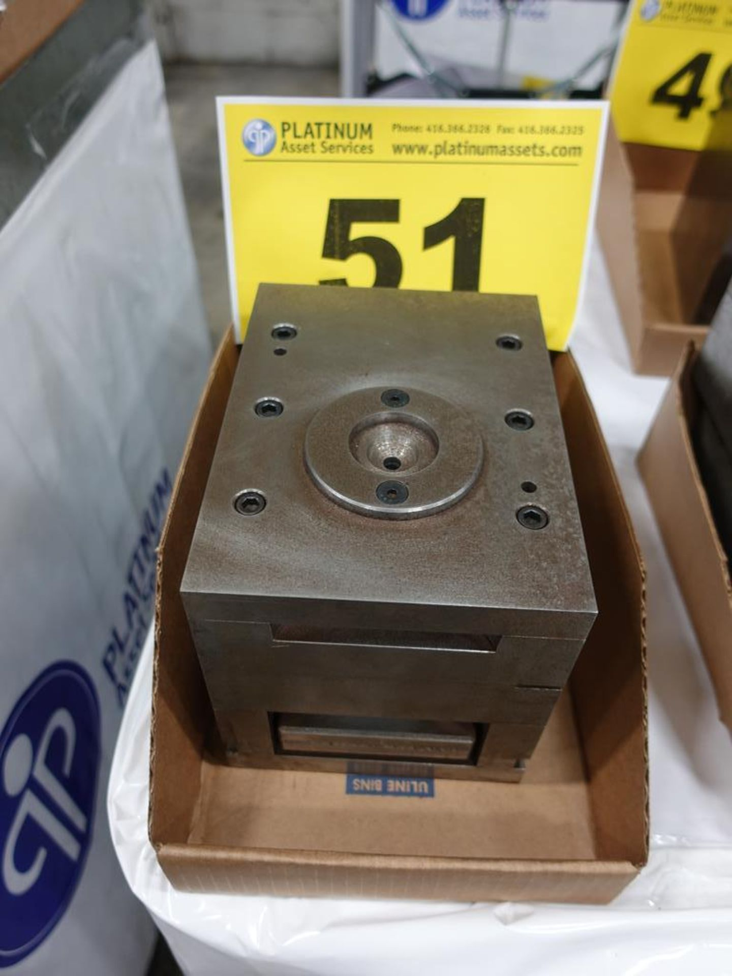 Lot 51 - INJECTION MOLD