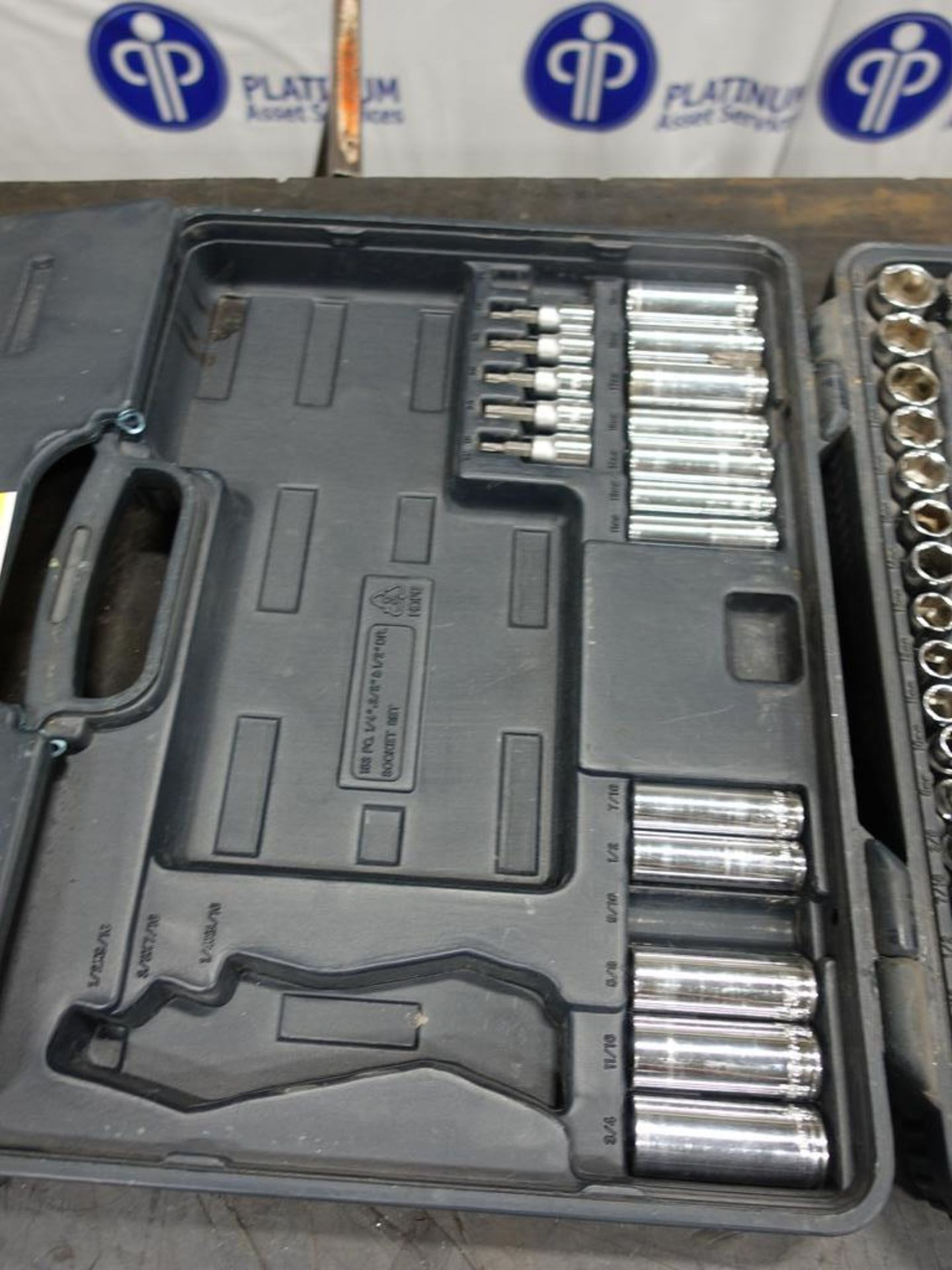 Lot 2A - LOT OF RATCHET AND WRENCH SETS