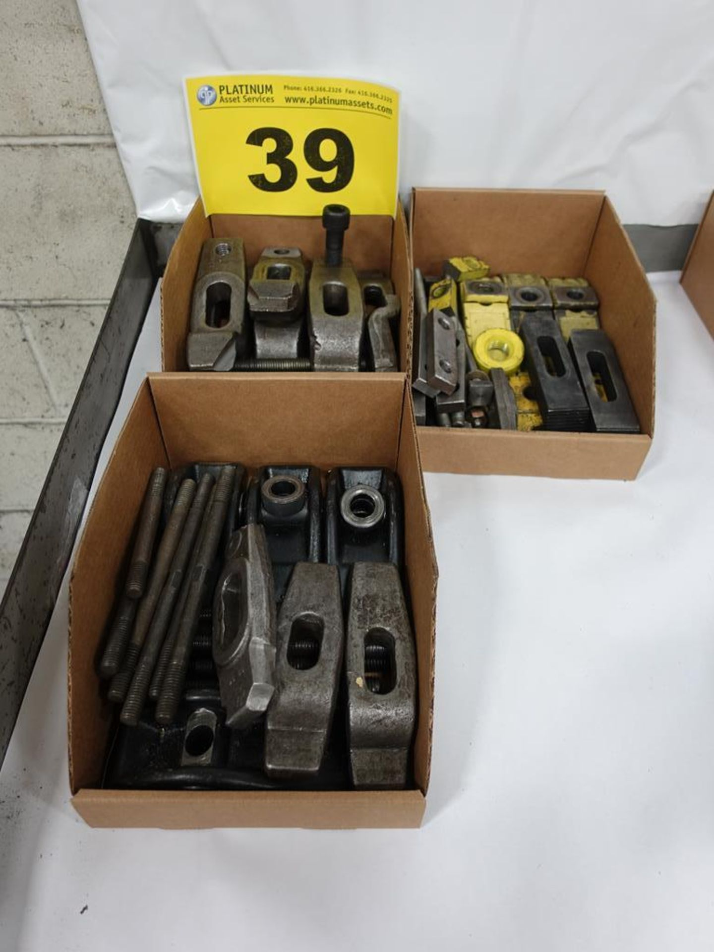 Lot 39 - LOT OF HOLDOWNS