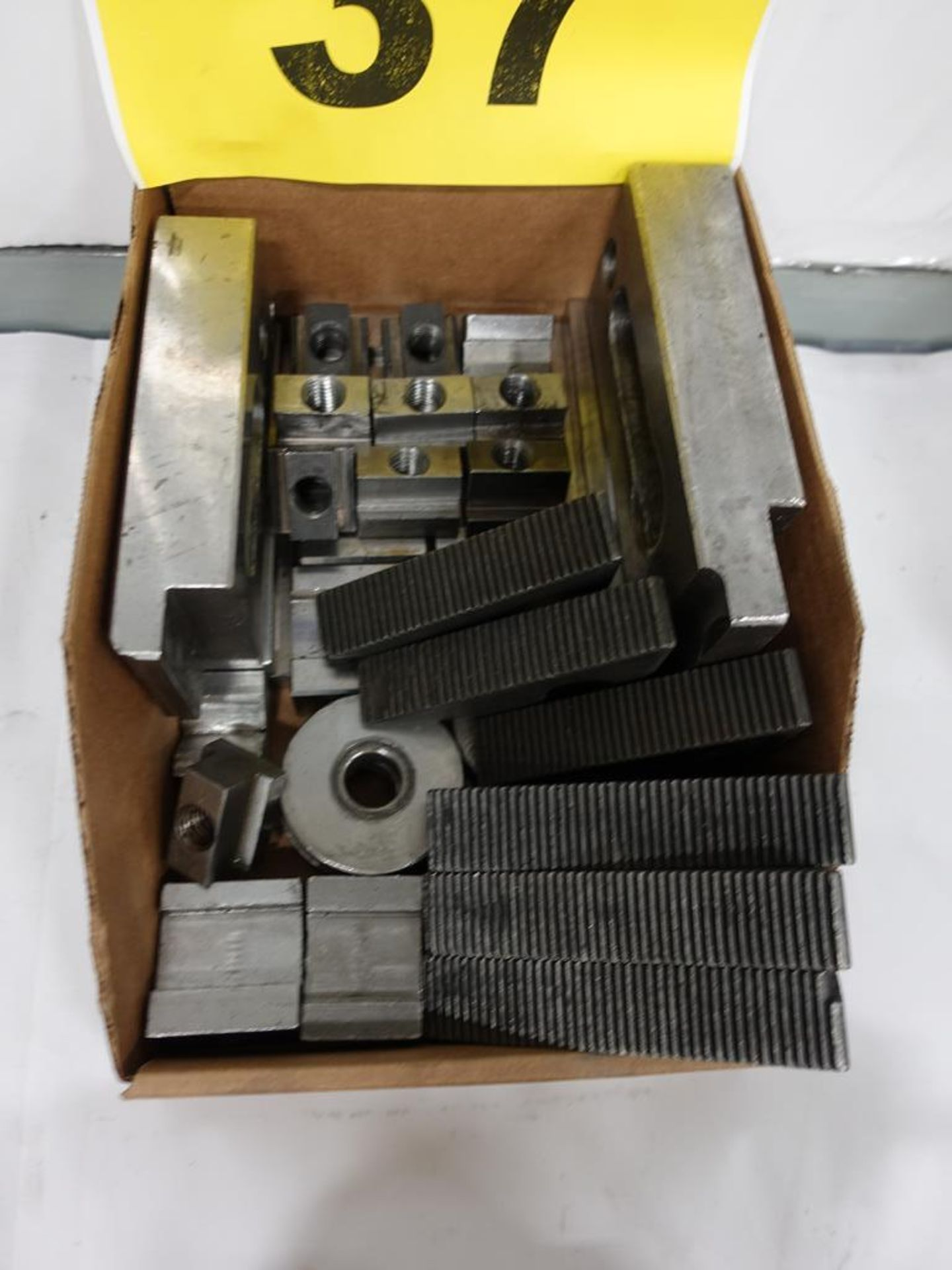 Lot 37 - LOT OF HOLDOWNS AND SPACERS