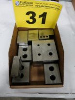 Lot 31 - LOT OF SPACER BLOCKS