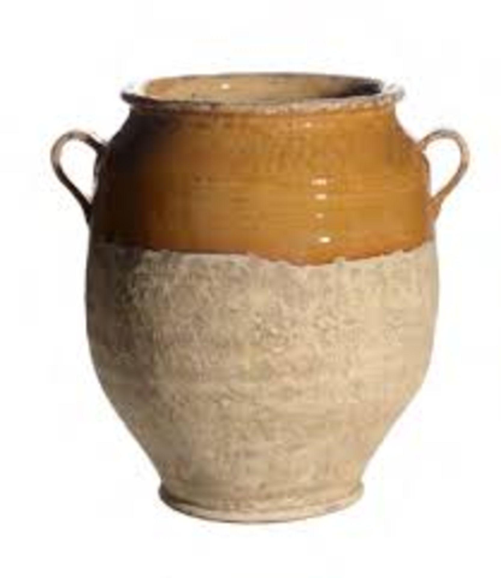 Lot 22 - Antique Weathering Jar Large 50 x 40 x 50cm RRP £300