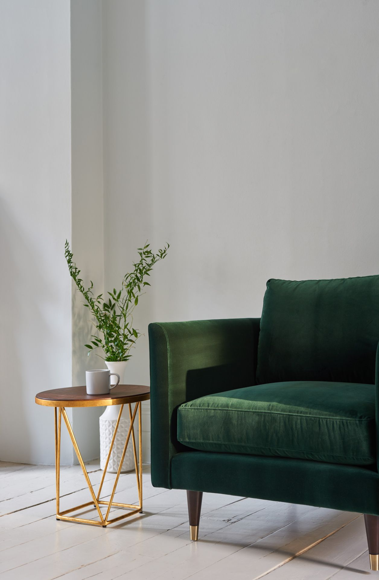 Lot 39 - Chaplin Side Table Chaplin Is A Contemporary Collection Of Occasional Furniture The Side Table Oozes