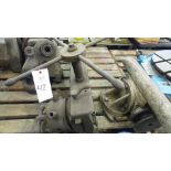 Lot 42 - MACHINERY PARTS