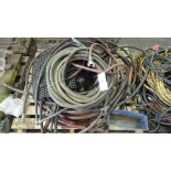 Lot 141 - ASSORTED AIR HOSES