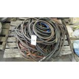 Lot 139 - ASSORTED AIR HOSES