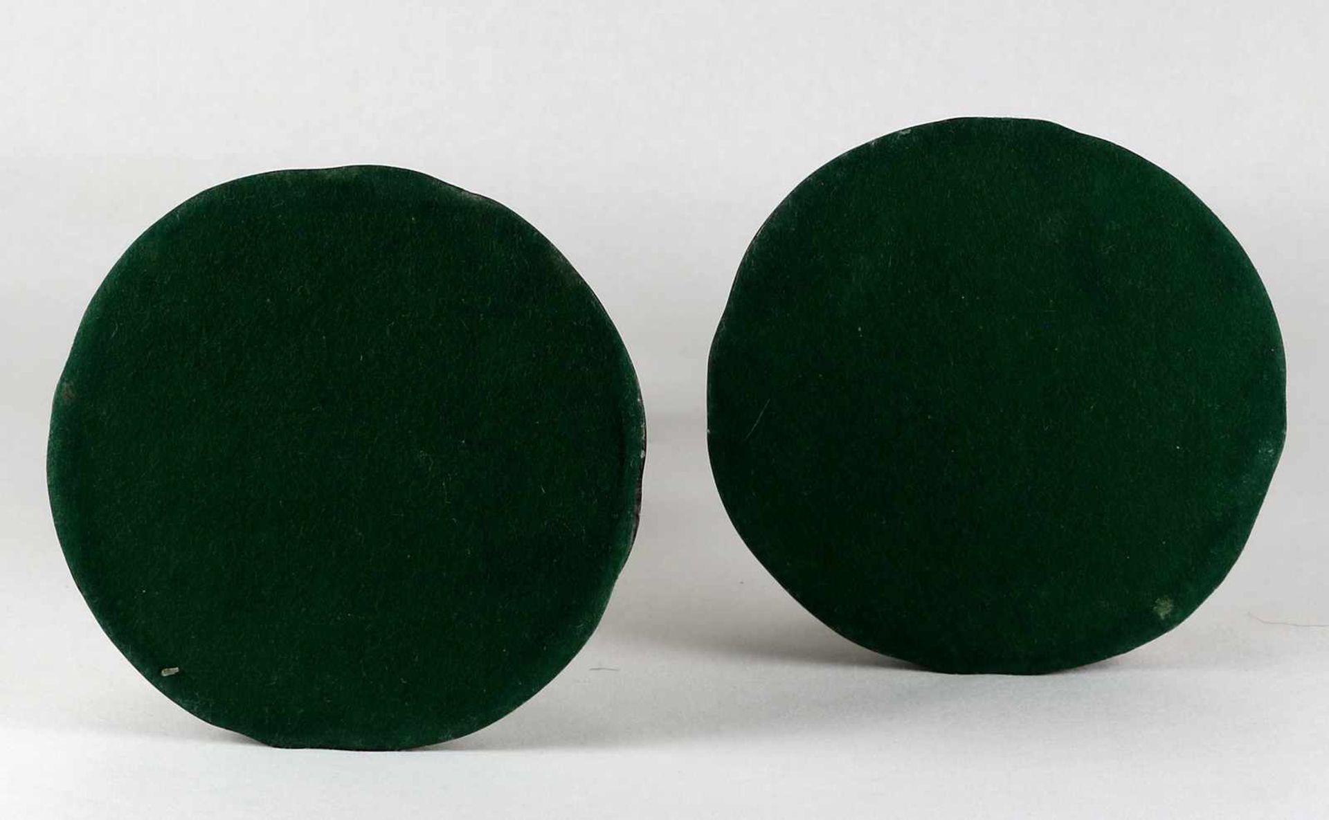 Paar SilberleuchterDeutsch um 1900. Silber 800 punziert und ungedeutete Herstellermarke. - Bild 3 aus 4