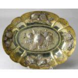 BranntweinschaleDeutsch um 1900. Silber 800 punziert, Halbmond, Krone und Hersteller.