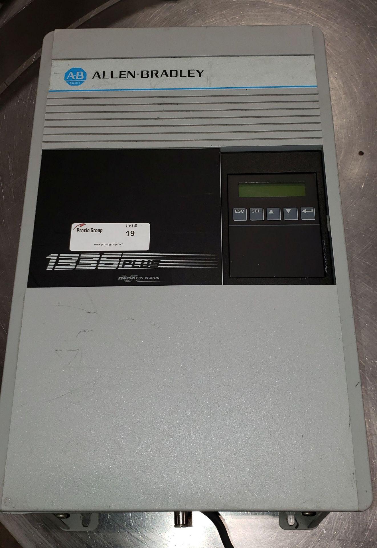 Lot 19 - Allen Bradley 1336 Plus VFD 575V/3phase