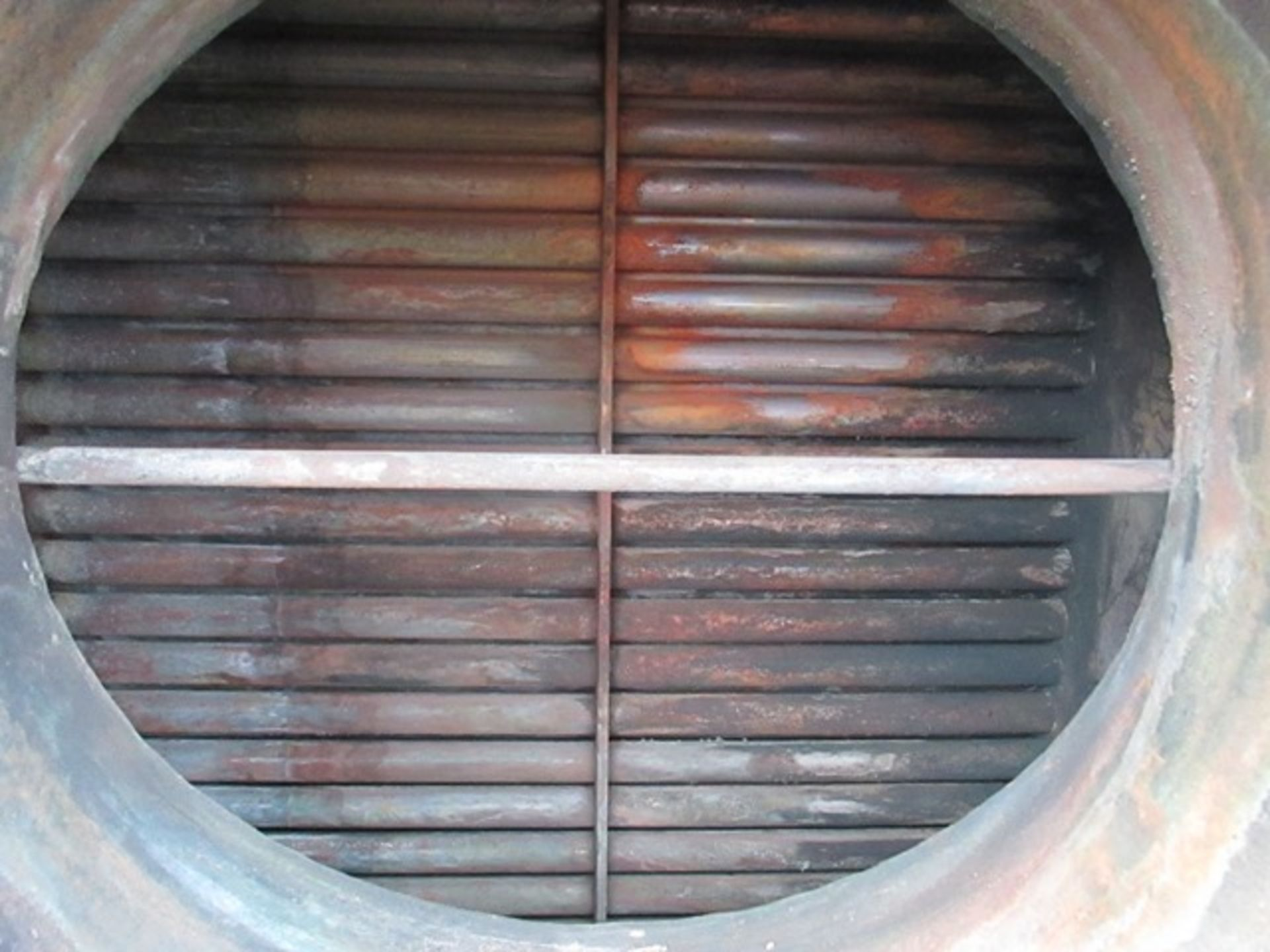 Lot 20 - 5914 SQ FT Manning & Lewis Heat Exchanger, 304ELC SS, 75/75#