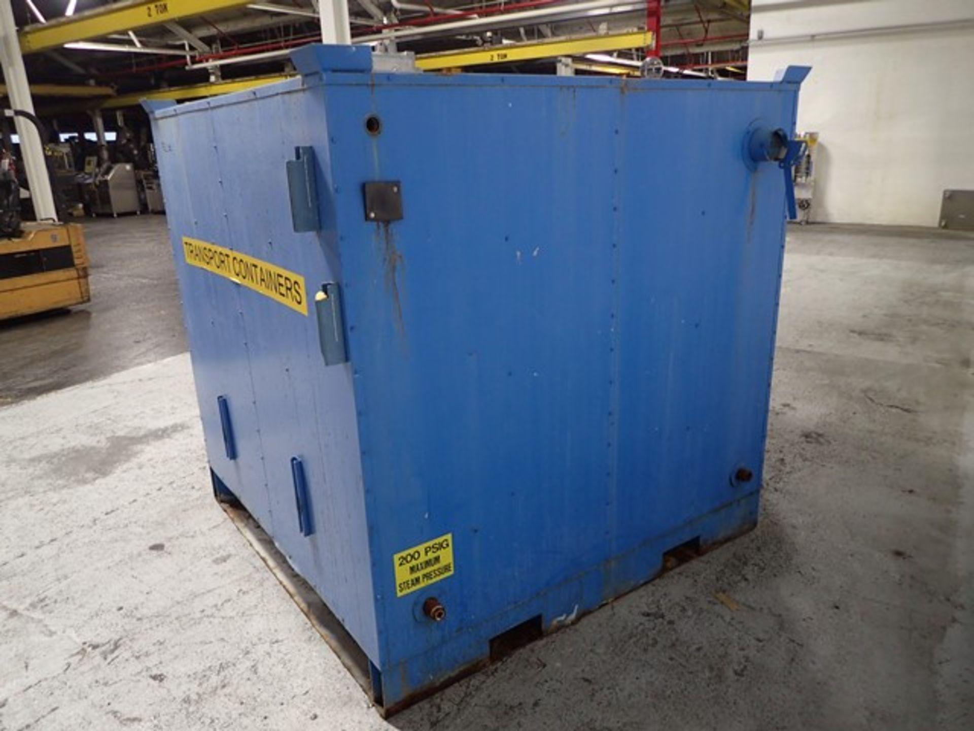 Lot 21 - LEWCO Heat-Pro Hot Box, Model HPSC-4