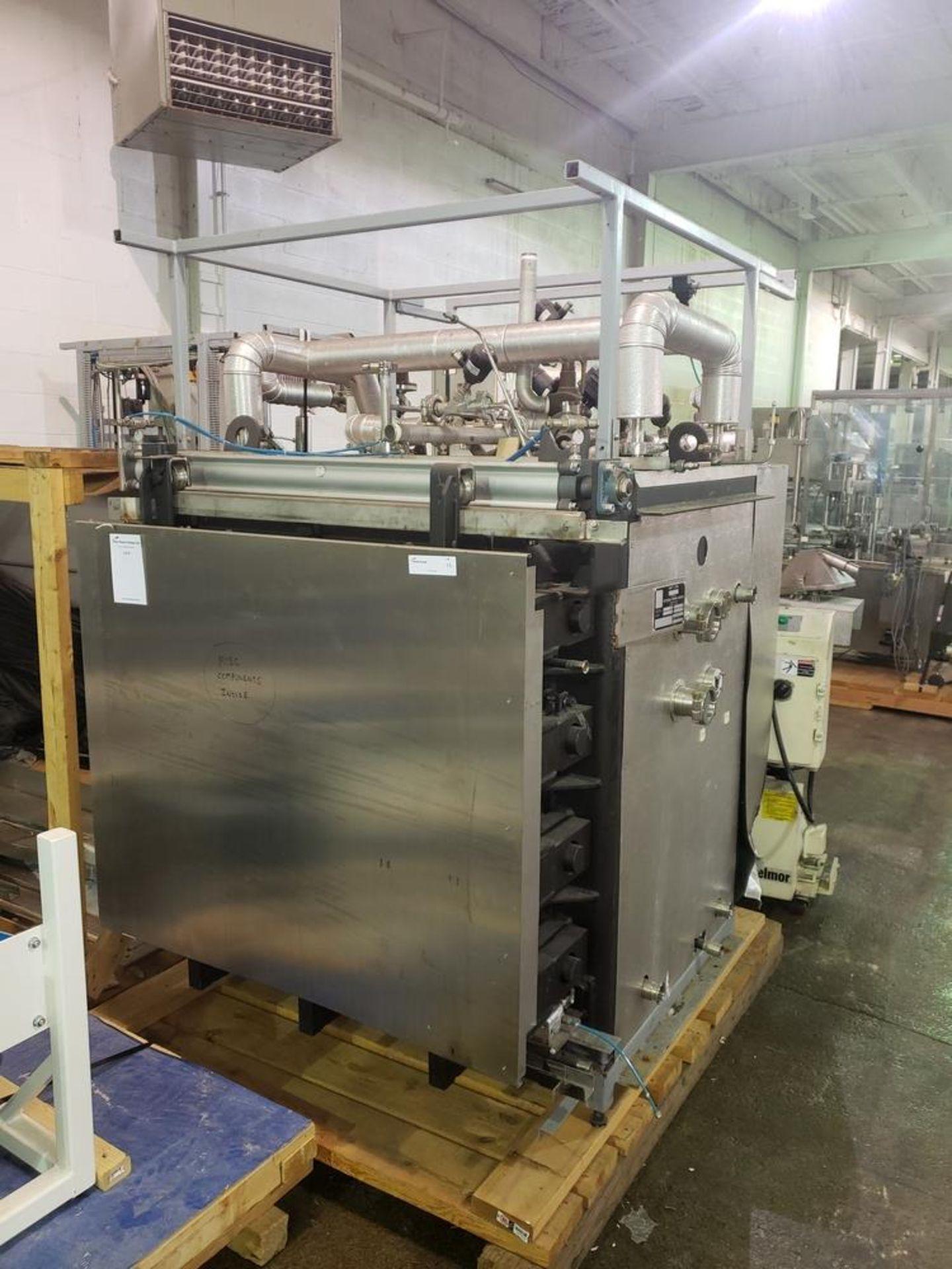 Lot 11 - Steris Finn Aqua sterilizer autoclave, model 9912-B-GMP, stainless steel contact surfaces