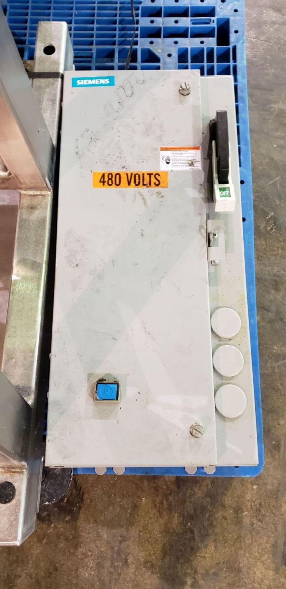 Lot 31 - All-Fill auger filler, model BS600, stainless steel construction,