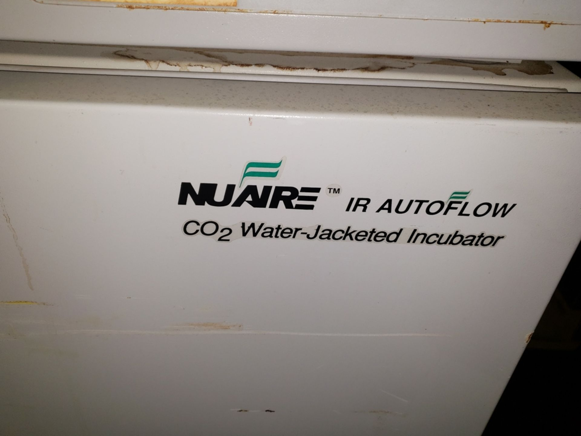 Lot 6 - Nuaire IR Autoflow Incubator, model NU-2500, Series 24, water jacketed, serial# 71532.